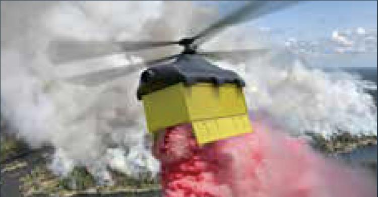 hele crane firefighting standard